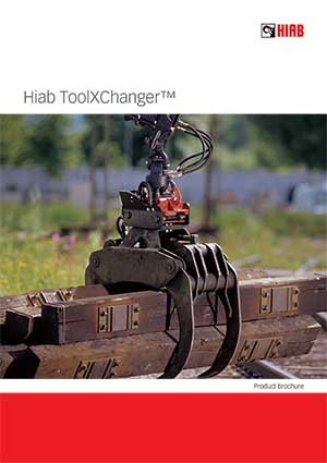 HIAB ToolXChanger Product Brochure