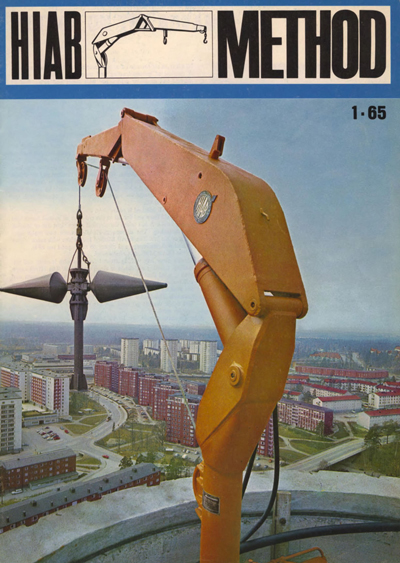 HIAB Method Magazine Number 1 - 1965
