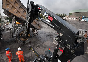 "HIAB is the ""Ace"" Up the Sleeve for Ace Tyres Services"