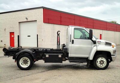 Used Multilift Hooklift and GMC Truck Package