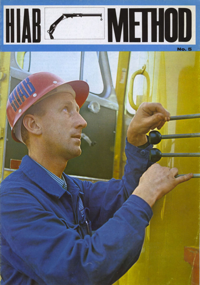 HIAB Method Magazine No 5 1966