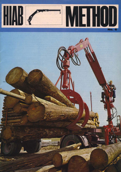 HIAB Method Magizine No 6 1966