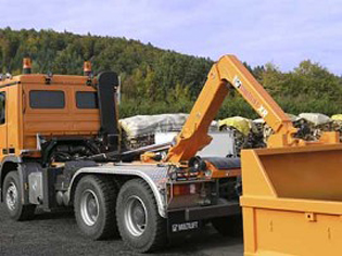 Multilift Hooklift XR14