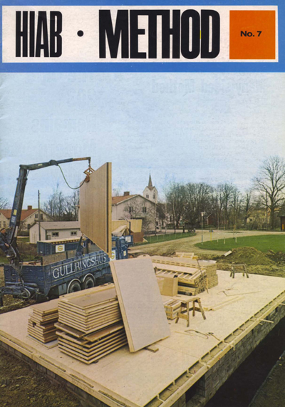 HIAB Method Magazine No7 from 1967