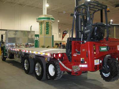HIAB Québec Invitation to BMR Buying Show