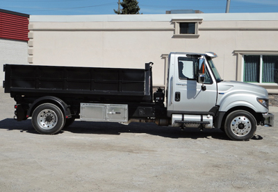 New Multilift Truck Package: XR5L Hooklift on International Truck