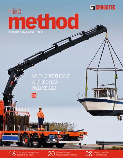 HIAB Method Magazine 2011