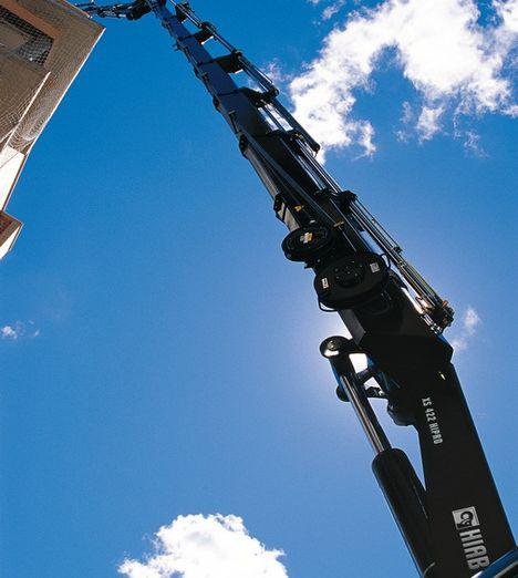 HIAB XS 422 Crane