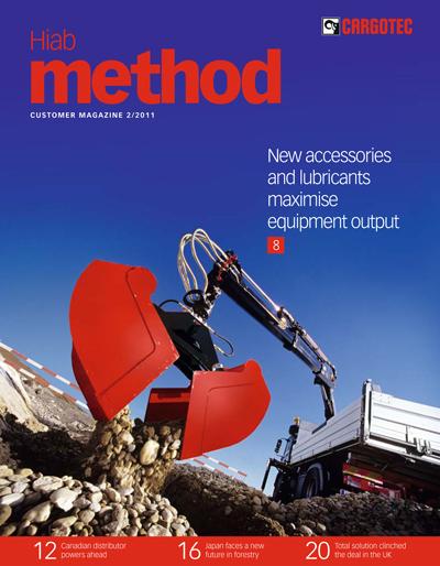 HIAB Method Magazine 2 2011