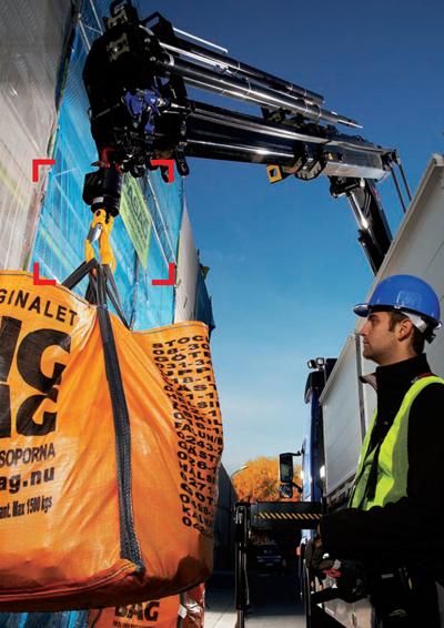 New HIAB XW Wireless Crane Scales