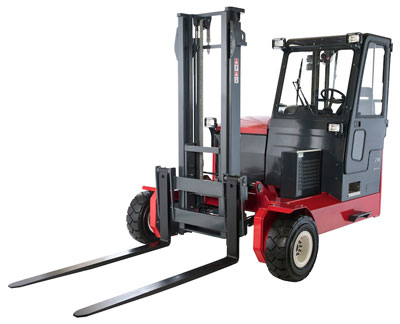 New Moffett LR 30.3 Live Receiving Forklift