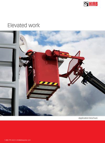 HIAB\'s Elevated Work System