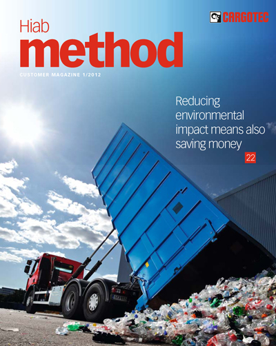 HIAB Method Magazine 2012