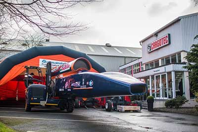 Bloodhound-Car-with-Moffett