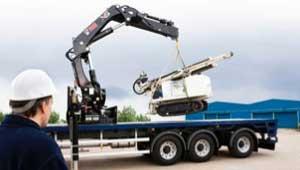 HIAB X192 HiPro crane