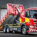 Scottish fire rescue