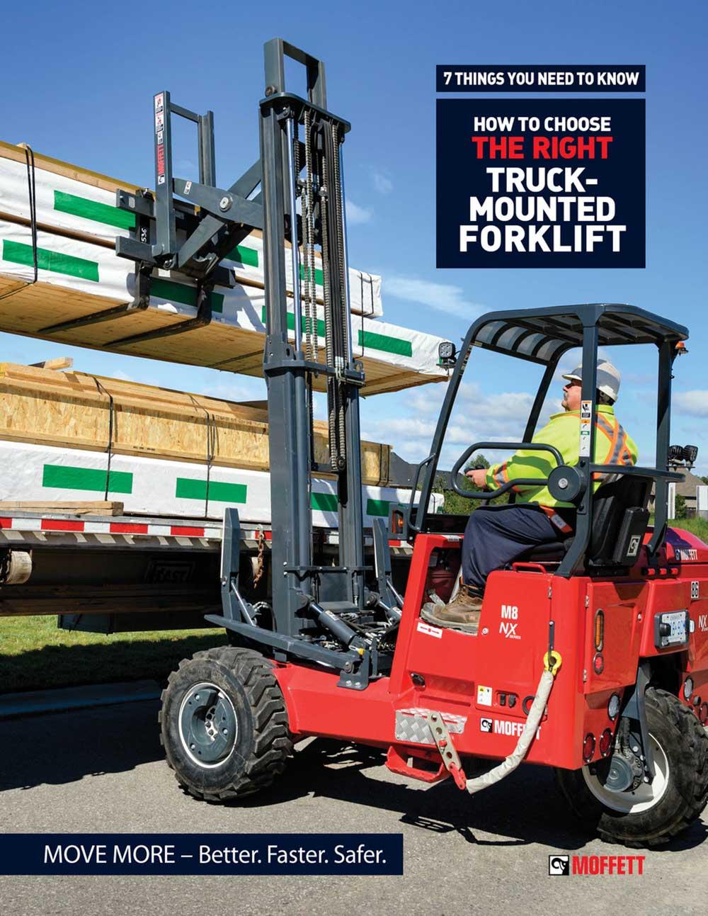 Forklift ebook cover