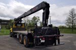 HIAB 255 Crane and 2012 International Truck Package