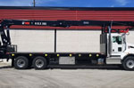 HIAB 265K-3 Crane and Kenworth T440 Truck Package