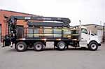 HIAB 410K Crane and Kenworth T880 Truck Package - SOLD