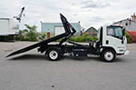 Multilift Hooklift XR5N on Isuzu Truck for Sale