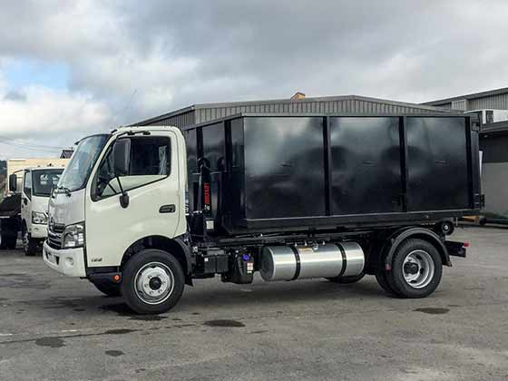 Multilift XR5N with HINO 195 Truck Package - SOLD