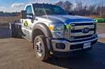 Multilift Hooklift XR5S and Ford F550 Truck Package - SOLD