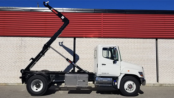 Multilift XR10.36 Hooklift and Hino Truck Package - SOLD