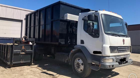 Multilift XR10.41 Hooklift and Kenworth K370 Truck Package for Sale