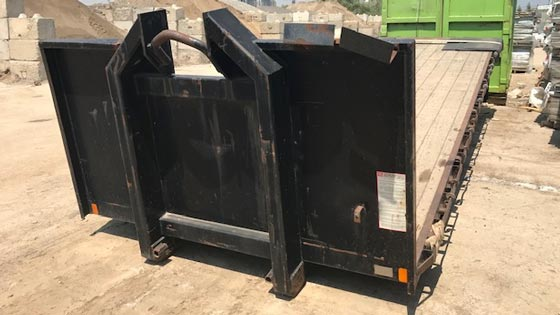 Multilift Used Flat Deck for Sale