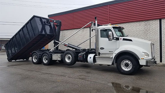 Multilift XR26.61 Hooklift and 2019 Kenworth Truck Package - SOLD