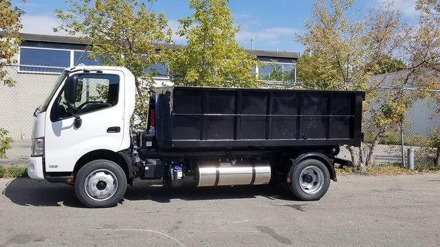 Multilift XR5L Hooklift and 2018 Hino 195 Truck Package for Sale