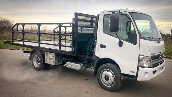 Multilift XR5L Hooklift and Hino Truck Package for Sale