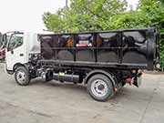 Multilift XR5L Hooklift and Hino Truck Package