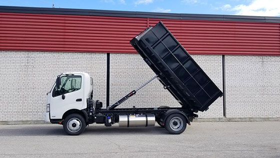 Multilift XR5L Hooklift and Hino 195 Truck Package for Sale