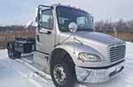 Multilift XR7N Hooklift and 2014 Freightliner M2 Truck Package for Sale