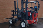 Moffett M5 50.4PL-12 Forklift For Sale