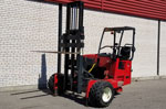 Moffett M8 55.3-10 Forklift For Sale