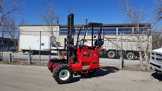 New and Pre-Owned Truck Mounted Forklifts For Sale
