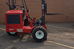 Moffett M8 55.3-10 NX Forklift with Mounting Hooks - SOLD