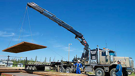 HIAB Truck Cranes | Long Term Dependability And Value