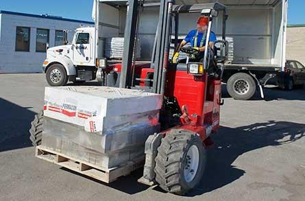 HIAB Truck Cranes   Forklifts   Hooklifts