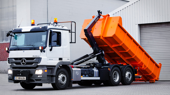 Multilift Hooklift XR21